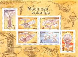 FRANCE   N°103** Les Machines Volantes - Neufs