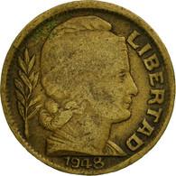 Monnaie, Argentine, 10 Centavos, 1948, TTB, Aluminum-Bronze, KM:41 - Argentine