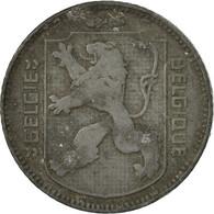 Monnaie, Belgique, Franc, 1945, TB+, Zinc, KM:128 - 1934-1945: Leopold III