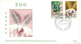 7625 - BELGIQUE - Insekten