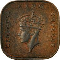 Monnaie, MALAYA, Cent, 1943, TTB, Bronze, KM:6 - Malaysie