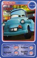 Carte Disney Pixar Auchan Neuve Disney Cars Tokyo Martin 143/180 - Disney