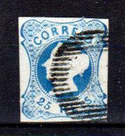 Portogallo-A-0002 - Emissione 1853 (o) Used - Senza Difetti Occulti. - 1853 : D.Maria