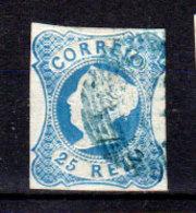 Portogallo-A-0003 - Emissione 1853 (o) Used - Senza Difetti Occulti. - 1853 : D.Maria