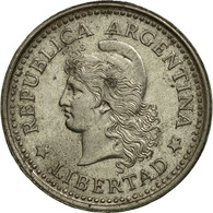 Monnaie, Argentine, 20 Centavos, 1959, TB+, Nickel Clad Steel, KM:55 - Argentine