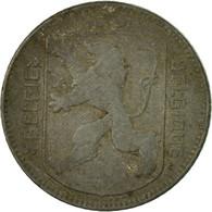 Monnaie, Belgique, Franc, 1943, TB+, Zinc, KM:128 - 1934-1945: Leopold III