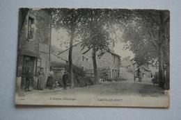 GAGES-LE-PONT - France