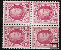 200  Bloc 4  **  V 1  Tache Blanche Sur 3  66 - 1922-1927 Houyoux