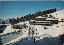 Hostellerie Rigi-Kaltbad - Mit Hallenschwimmbad Und Luftseilbahn Weggis-Rigi-Kaltbad - LU Lucerne