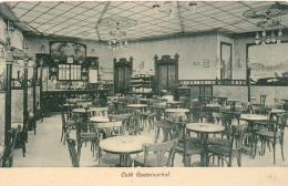 Seltene ALTE AK  DANZIG - Gdansk / Heute Polen  - Cafe Gasteinerhof - Ca. 1910 - Danzig