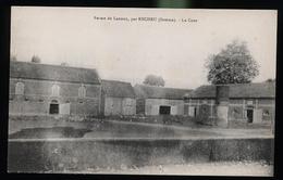 LANNOIS PAR ERCHEU LA FERME - France