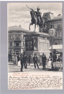 CROATIA Zagreb 1902 OLD POSTCARD 2 Scans - Kroatië