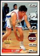 PANINI OFFICIAL BASKETBALL CARDS - DAMIEN LE LANN - PARIS SAINT GERMAIN - STICKER - Sports