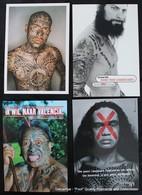 [LOT] Tatouage Tattoo - Ethniques & Cultures
