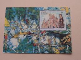 NA2 - Creatie : Désiré ROEGIEST. NIET Aangenomen Ontwerp (1996) Niet Frankeergeldig ( Zie/voir Photo ) ! - Belgique