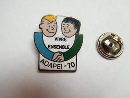 Beau Pin's En EGF , Association , ADAPEI 70 , Association De Parents Et Amis De Personnes Handicapées , Haute Saône - Associations