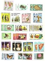 Maldive - Mini Lotto, - Maldive (1965-...)