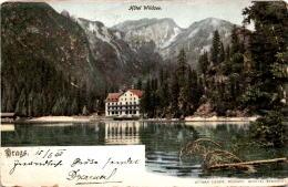 Prags - Hotel Wildsee * 15. 6. 1903 - Non Classés