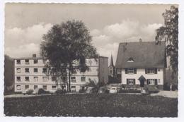 SASBACHWALDEN Kneipp-Sanatorium Dr Wagner -1963 - Sasbach