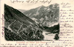 Trafoierthal Und Stilfser Joch-Strasse * 7. 8. 1901 - Non Classificati