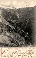 Stilfser Joch-Strasse Von Der Payerhütte (2849) * 12. 7. 1903 - Non Classificati