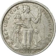 Monnaie, Nouvelle-Calédonie, Franc, 1982, Paris, TB, Aluminium, KM:10 - Nouvelle-Calédonie