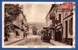 Gerardmer  / La Rue De La Gare - Gerardmer