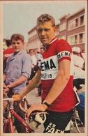 Huib Zilverberg FAEMA Wielrenner Coureur Cycliste Cyclista Wielrennen - Cycling