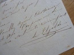 Delphine UGALDE (1829-1910) Chanteuse SOPRANO Opéra. Artiste Lyrique. AUTOGRAPHE - Autographs