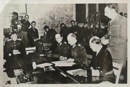WW II - Guerre 1939-45 // La Capitulation De Reims // 19?? - War 1939-45