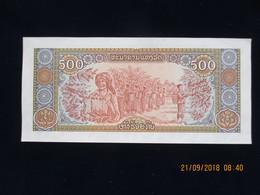 LAOS, 500 Kip  1988, Neuf, N'a Pas Circulé - Laos