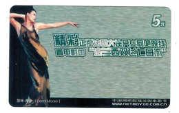 Movie Star,Movie Card,Demi Moore(Mexico) - China
