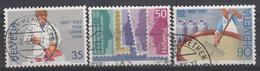 ZWITSERLAND - Michel - 1987 - Nr 1351/53 - Gest/Obl/Us - Switzerland