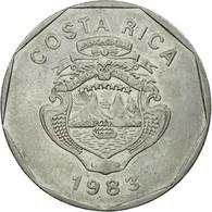 Monnaie, Costa Rica, 20 Colones, 1983, TTB, Stainless Steel, KM:216.1 - Costa Rica