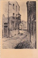 3834299Luxembourg, Rue De La Loge (Ad. Eberhard.) - Luxembourg - Ville