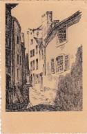 3834300Luxembourg, Rue De La Loge (Ad. Eberhard.)(rechtsboven Een Kleine Vouw) - Luxembourg - Ville
