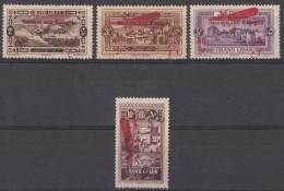 PA N° 17 Au N° 20 - X - ( C 102 ) - Airmail