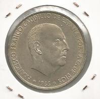 Monnaie , 100 Pesetas, Francisco Franco Caudillo De ESPANA Por La G. De Dios , 1966 , Argent , 2 Scans , Frais Fr 2.25 E - [ 5] 1949-… : Kingdom
