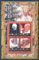 NIUE  - 2004 - MNH/***   - POPE JOHN PAUL II 25 YEARS PAPACY - Yv 806-809 - Lot 17779 - Niue