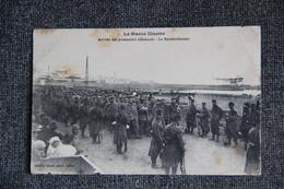 Guerre 1914 -18 : MAROC, Arrivée Des Prisonniers Allemands, Le Rassemblement. - Guerra 1914-18