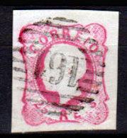 Portogallo-A-0022 - Emissione 1862 (o) Used - Senza Difetti Occulti. - Usado