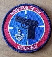Ecusson Douanes - Police