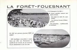1966 - Iconographie - Fouesnant (Finistère) - Présentation - FRANCO DE PORT - Zonder Classificatie