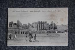 SOUDAN - DJENNE , Ruines De L'Ancienne Mosquée. - Soudan