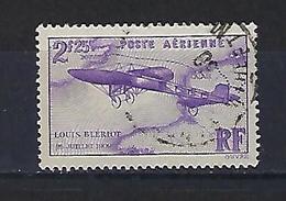 """FR Aerien YT 7 """" Traversée Manche, Louis Blériot """" 1934 Oblitéré - Posta Aerea"""
