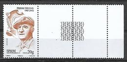 SP & M 2018 - Yv N° 1209 ** - Pierre Hélène  (Mi N° 1302) - St.Pierre & Miquelon