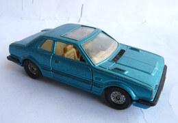 VOITURE - AUTOMOBILE - CORGI 345 BLEUE HONDA PRELUDE 1-32 - Corgi Toys