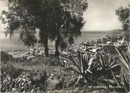 X4318 San Remo Sanremo (Imperia) - Panorama Da Levante / Viaggiata 1951 - San Remo