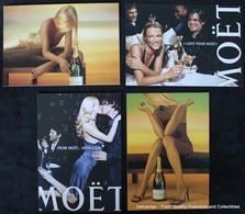 [LOT] Champagne Moet & Chandon Pin-Up Glamour - Pin-Ups