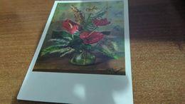 Cartolina:vaso Con Fiori Non Viaggiata (a9) - Cartoline